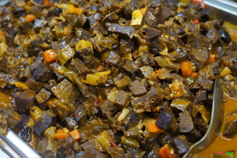 Spicy Bopis