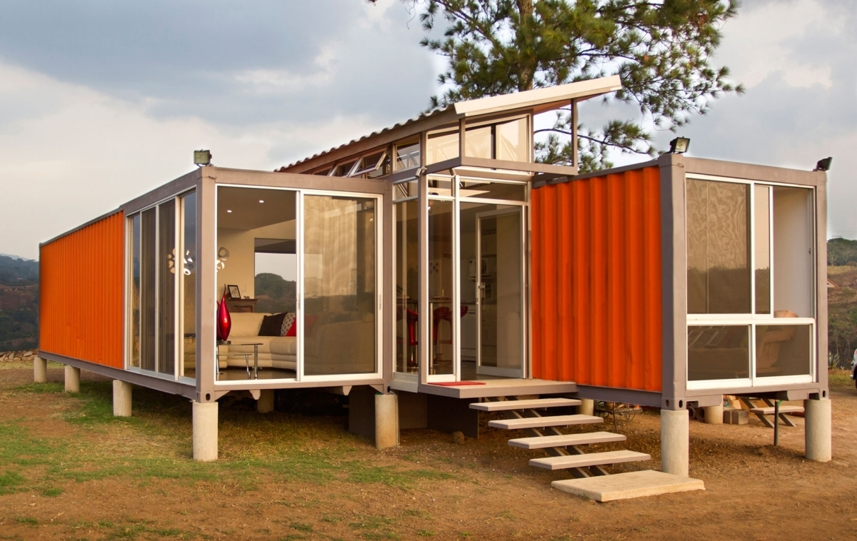 Prefab Shipping Container House In Shipping Container ...